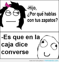 Memes Para Facebook en Español ->> MEMEando.com << - Page 10 #learning #spanish #kids
