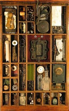 assemblage art - Google Search