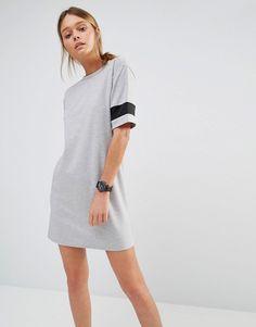 New Look Varsity Sweat Dress