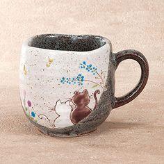 Kutani Yakiware Coffee Mug Sunny Place * Read more  at the image link.