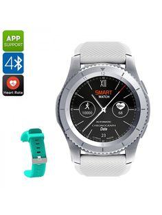 NO.1 G8 Phone Watch (White)