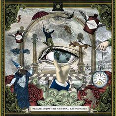 Gin Quotes, Art Cabinet, Artsy Fartsy, Surrealism, Hendrick's Gin, Steampunk, Bloom, Graphic Design, Wallpaper