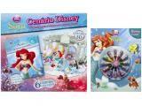 Cenário Disney A Pequena Sereia 32 Páginas - DCL + Disney Cores A Pequena Sereia