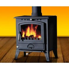 Gr8fires: Arizona Oregon 8 kW Multi-Fuel Wood Burning Stove