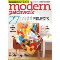 Modern Patchwork, Winter 2015 | InterweaveStore.com