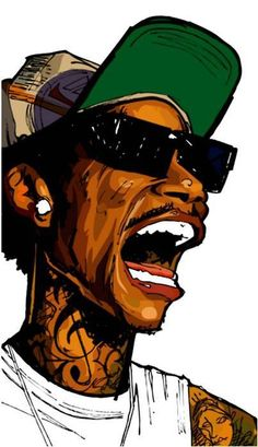 All rappers are gangsters as long they are a good rapper or a bad rapper and that's the TRUTH, YO!