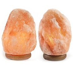 You don't know what you're missing if you've never owned a Himalayan Pink Salt Lamp. It's like having an open window – a softly glowing natural source of fresh, clean air – on your desk, in your living room, next to the bed, or anywhere you choose to put it. Want to own your own Himalayan salt lamps? You can purchase a variety of sizes…   [read more]