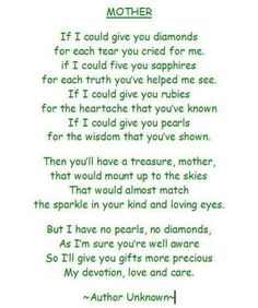 valentines day poems mom and dad