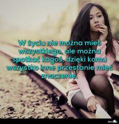 BESTY.pl - W życiu nie można mieć wszystkiego, ale można spotkać kogoś, dzięki komu wszystko inne przestanie...