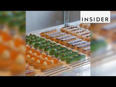 A Toronto bakery is all about éclairs - YouTube