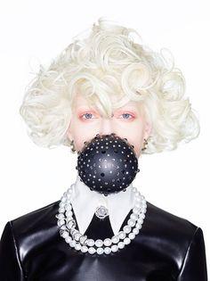 Vogue Gioiello May 2013 : Pearl Bubbles Beauty Photography, Editorial Photography, Fashion Photography, Love Fashion, Fashion Art, Fashion Beauty, Fashion Portraits, Jewelry Editorial, Editorial Fashion