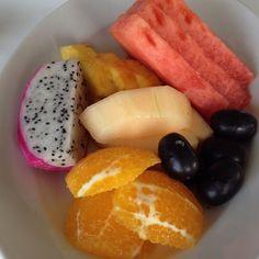 Dragon Fruit basket .