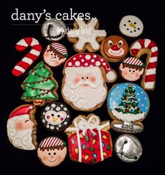 Christmas Variety 2013 by Dany's Cakes | Cookie Connection