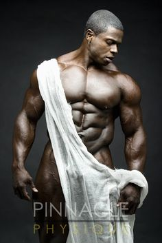 HOT BLACK MEN: S