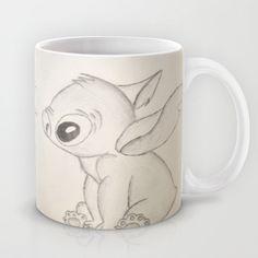 Lilo+and+Stitch+Mug+by+Elyse+Notarianni+-+$15.00