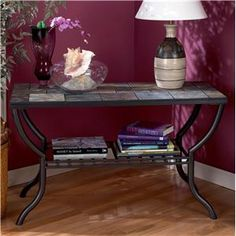 Come up with the perfect room by having one of Nassau Furniture's remarkable accent table.