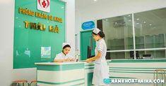 Quy trình khám tại phòng khám nam khoa Thái Hà