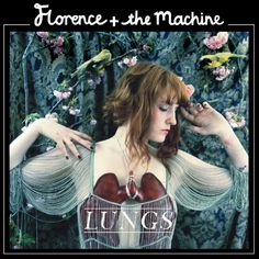 """Florence And The Machine Lungs on Vinyl LP Florence Welch, an art-school dropout from South London, first gained fame at home with two bombastic singles; """"Kiss With A Fist"""" and """"Dog Days Are Over."""" No"""