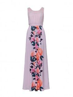Review Pandora Maxi dress