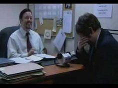 The Office (BBC) Series 2 Outtakes