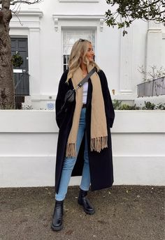 Outfits Otoño, Basic Outfits, Fall Outfits, Casual Outfits, Winter Outfits Casual Cold, Chicago Outfit, Effortlessly Chic Outfits, Outfit Invierno, Ideias Fashion