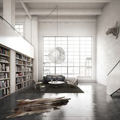 loft-space by Lasse Rode/Studio Xoio from Germany