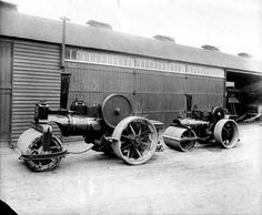 Results of conducting a search of the ViewFinder database of historic photographs of England. Oxford England, Old Tools, Steam Engine, British History, Rollers, Creative Writing, Vehicles, Image, Tractors