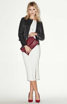 quilted leather