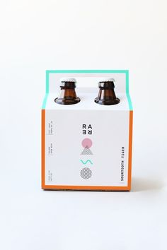 Rare Barrel - A Sour Beer Co. on Packaging of the World - Creative Package Design Gallery