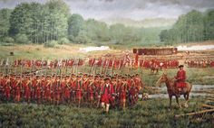 May 28, 1754 - In the first engagement of the French and Indian War, a Virginia militia under 22-year-old Lieutenant Colonel George Washington defeats a French reconnaissance party in southwestern Pennsylvania. In a surprise attack, the Virginians killed 10 French soldiers from Fort Duquesne, including the French commander, Coulon de Jumonville, & took 21 prisoners. Only one of Washington's men was killed.