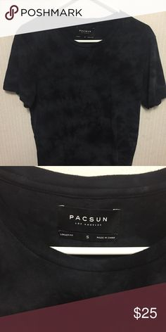 Pacsun tie dye shirt size small 9 10 condo Fits big  selling cheaper on 56e4591840c5