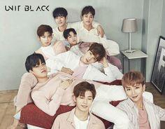 소년24 (BOYS24) UNIT BLACK