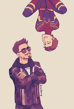 49 Best Tony Stark and Peter Parker images in 2019 | Marvel universe