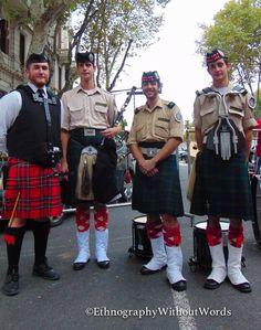 Buenos Aires Celebra Escocia - 2016