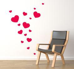 Tapisserie saint valentin amour Amor 02 proverbes murale la fresque sticker