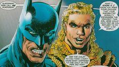 Allyson's Attic: BATMAN : ODYSSEY #4 Review