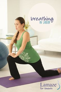 While Lamaze is way more than a breathing technique, we do believe in the power of concentrated breathing.
