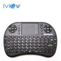 eea63799f98 Fly Air Mouse i8+ Russian version Wireless Keyboard Remote Control Touchpad  Handheld Keyboard for TV BOX