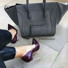 Christmas time with Casadei shoes and Celine Trapeze handbag. #fashion #casadei #shoes #celine #celinebag #highheels #shoesoftheday #luxury #shopping #fabfashionfix - ladies branded purse, radley handbags, fashion hand bag *ad
