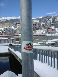 St. Moritz..!