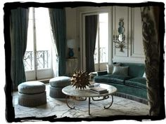 have some decorum: My Morning with the Chicest Family in Paris