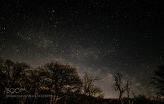 Yes, you can see the Milky Way Nikon D3300, Camera Nikon, Focal Length, Aperture, Milky Way, Shutter Speed, Night Skies, Stars, Film
