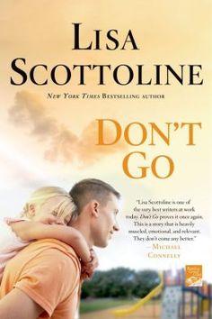Don't Go - Scottoline