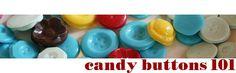 Chocolate Buttons #diy #tutorial #printable #tags