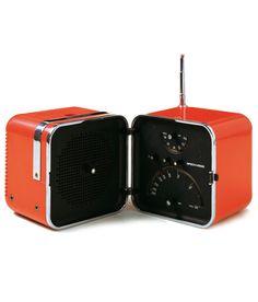 M.Zanuso & R.Sapper - Radio TS502 per Brionvega - 1964