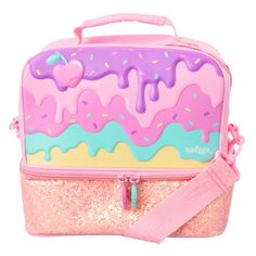 Faves Hardtop Lunchbox W/ Strap Girls Lunch Boxes, African Dresses For Kids, Insulated Lunch Box, School Lunch Box, Cute School Supplies, Back To School Gifts, Kids Boxing, Tween Girls, Kids Bags