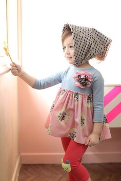 Little Girl Style  www.piccolielfi.it