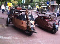 """Velorex"" Gezien in Bennekom NL. Trike Scooter, Bike, Reverse Trike, Slingshot, Tricycle, Scooters, Cars Motorcycles, Vintage Cars, Transportation"