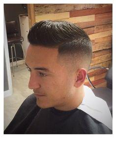 #hair #haircut #style #fashion #barber #barbershop #tedjames #tedjamesbarbers #fade #pomp #pompadour