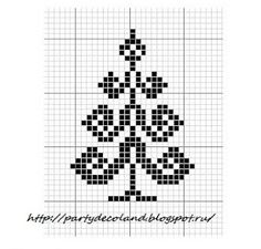 Cross Stitch: Christmas Tree